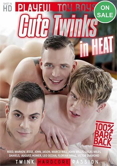 Cute Twinks in Heat