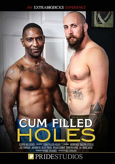 Cum Filled Holes