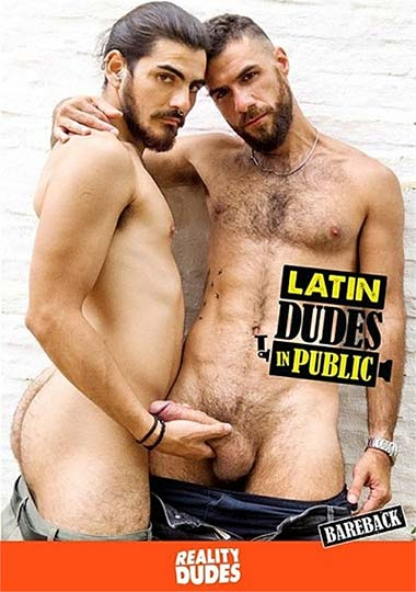 Latin Dudes in Public