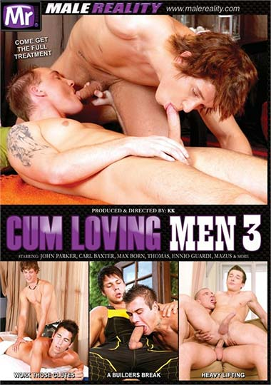 Cum Loving Men 3