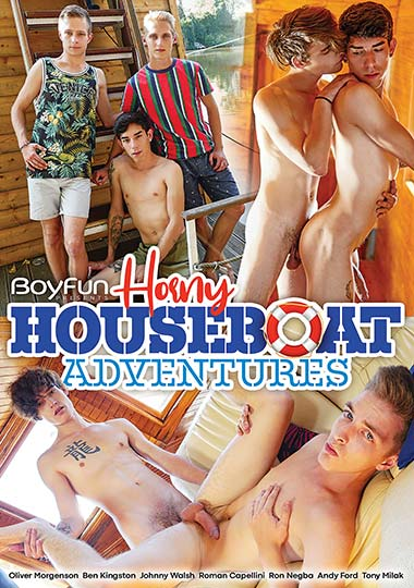 Horny Houseboat Adventures
