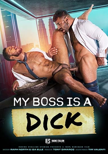 My Boss Is A Dick