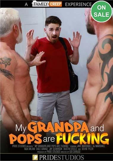 My Grandpa And Pops Are Fucking